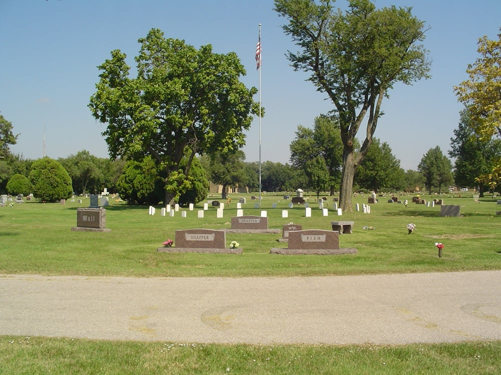 Photo Of White Chapel Memorial Gardens Wichita Ks United States