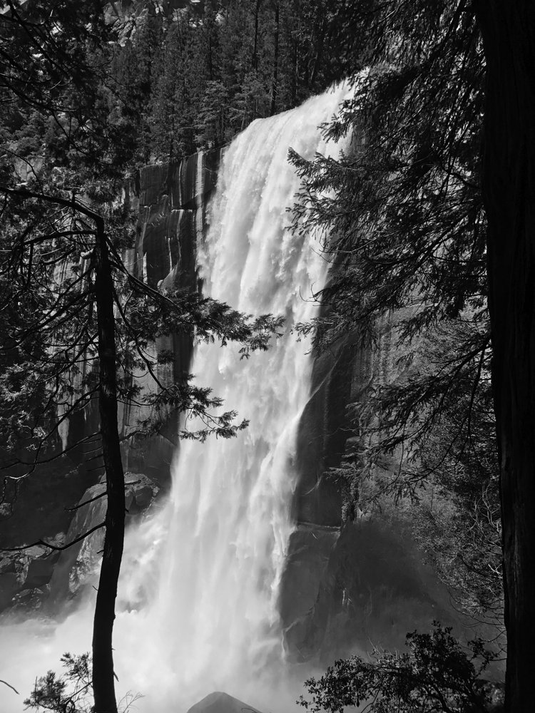 Vernal fall 559 fotos 150 beitr ge park gr nanlage for Fenster yosemite