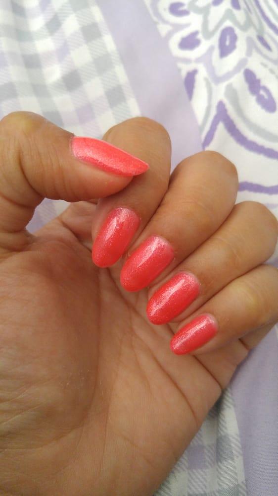 Great summer gel mani yelp for Euphoria nail salon