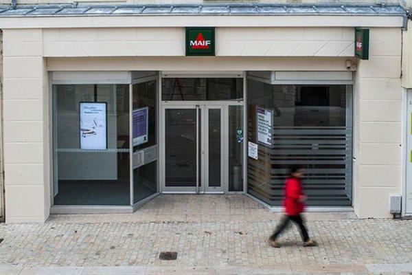 Maif Marseille Pont De Vivaux Insurance 179 Boulevard