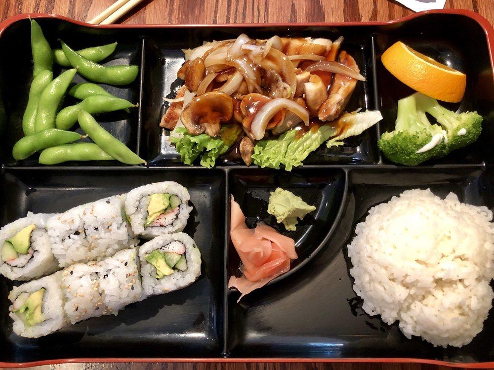 Sushi Avenue on Ponce: 308 W Ponce De Leon Ave, Decatur, GA
