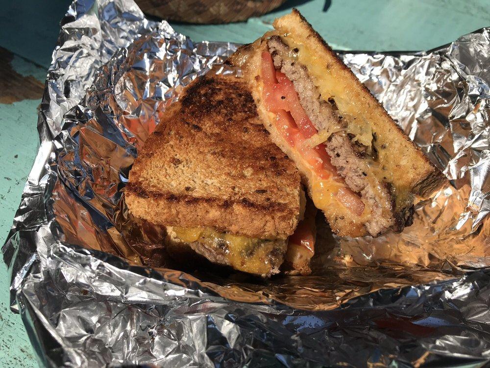 Food from Souper Sandwich Hut