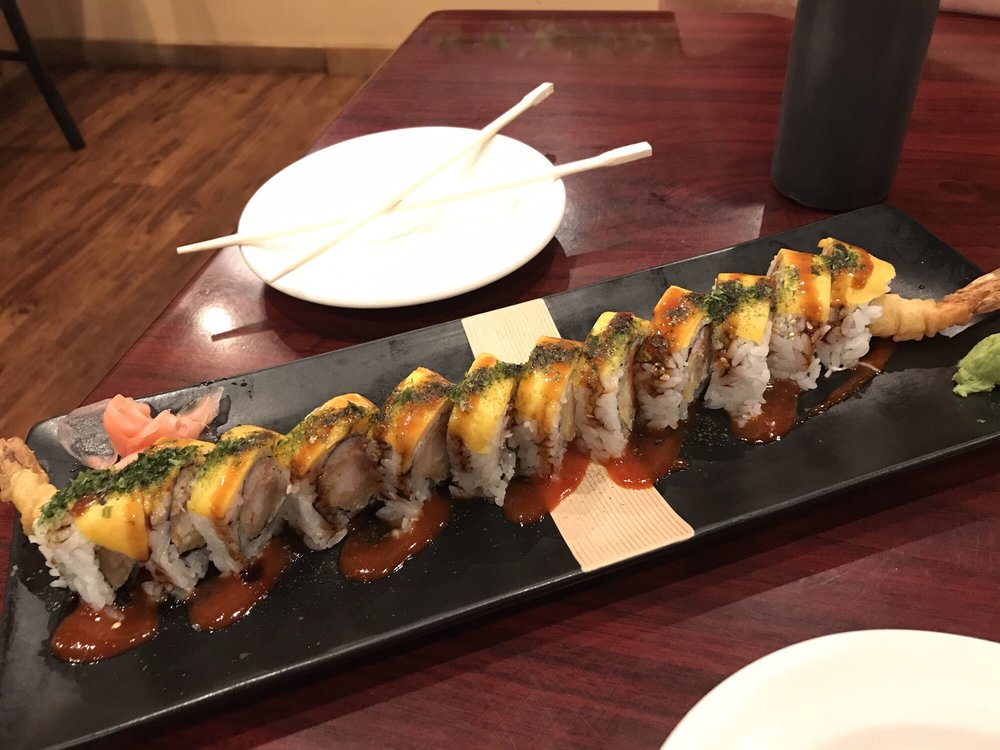 Fusion Japanese and Thai: 529 Bypass 72 NW, Greenwood, SC
