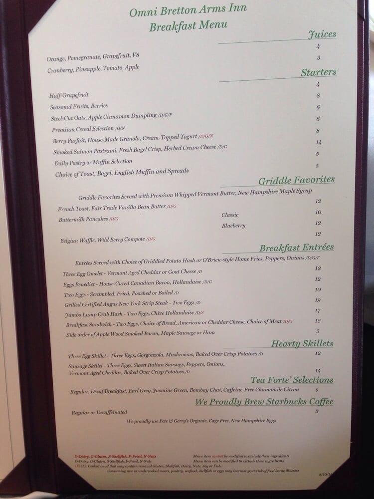 Omni Bretton Arms Inn at Mount Washington: 173 Mount Washington Hotel Rd, Bretton Woods, NH
