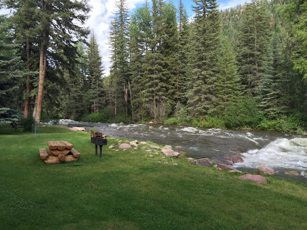 O bar o cabins 19 photos hotels 11998 county rd 240 for Cabins to stay in durango colorado