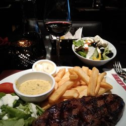 Foto Zu Boston Steak House Antwerpen Belgien Njam