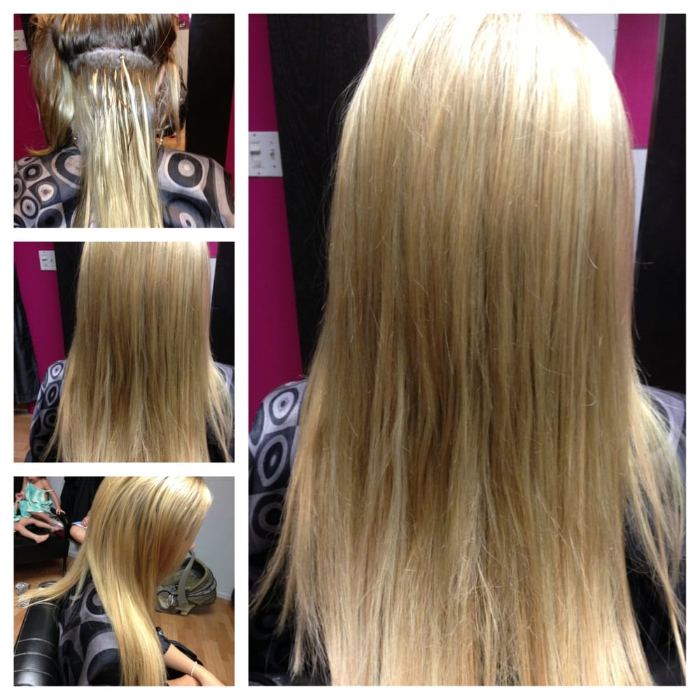 Flashpoint Hair Extensions Done By Stephanie In Studio 1a Yelp