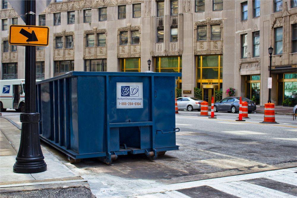 Budget Dumpster Rental