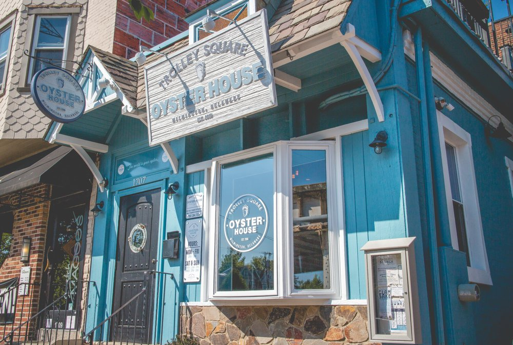 Auto Service Near Me >> Trolley Square Oyster House - 158 Photos & 122 Reviews - Seafood - 1707 Delaware Ave, Wilmington ...