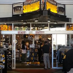 new style 5bf04 08f7a Steelers Sideline Store Heinz Field - Sports Wear - 100 Art ...