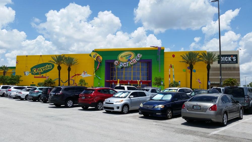 crayola experience 538 photos 145 reviews amusement parks