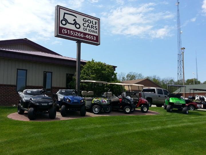Golf Cars of Iowa: 5181 Maple Dr, Pleasant Hill, IA