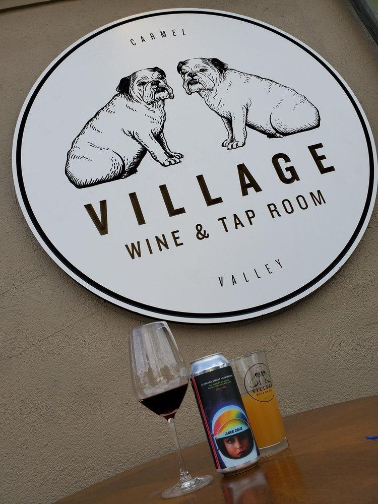Village Wine & Tap Room: 19 E Carmel Valley Rd, Carmel Valley, CA