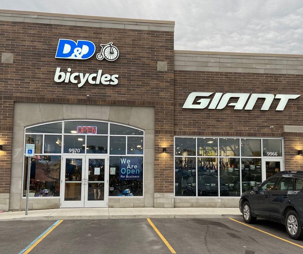 D&D Bicycles: 9970 E Grand River Ave, Brighton, MI