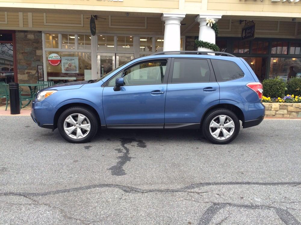 Fitzgerald Subaru
