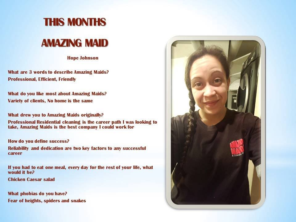 Photos For Amazing Maids Amp Cleaning Service Yelp