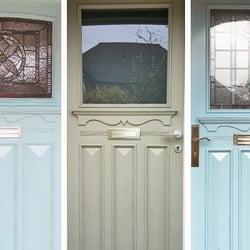 Photo of Old English Doors - Nottingham United Kingdom. 1920 and 1930 front doors & Old English Doors - Carpenters - 5 Daleside Road Nottingham - Phone ...