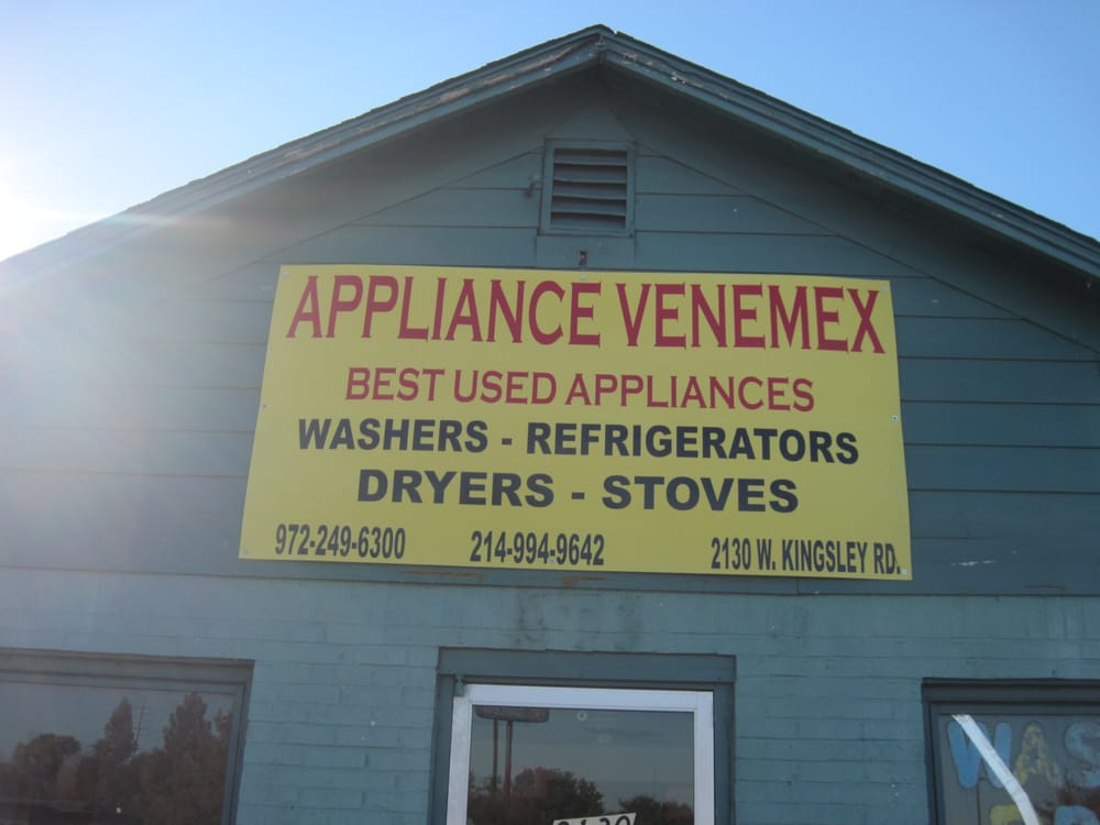 Appliances Venemex Appliances Amp Repair 2130 W Kingsley