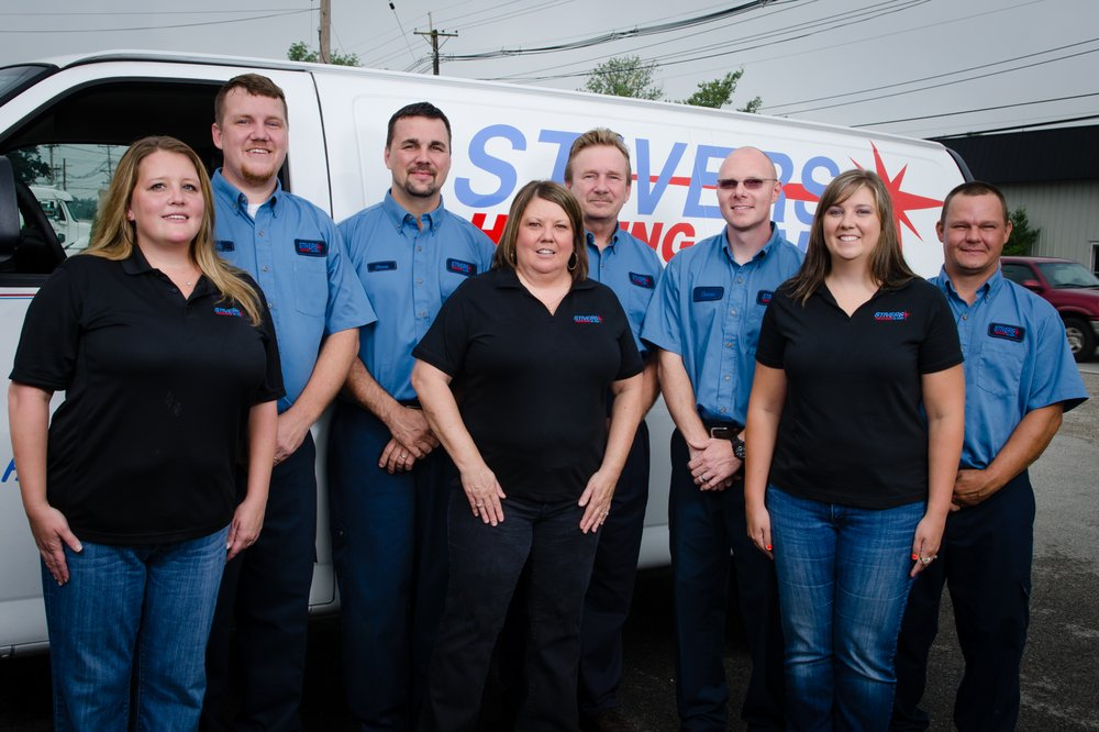 Stivers Heating & Air Conditioning: 3902 Bishop Ln, Louisville, KY