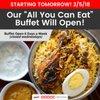 Best Buffets in Santa Monica