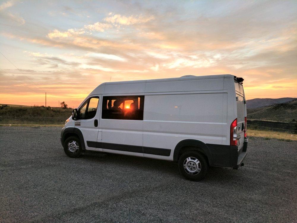 Levity Vans