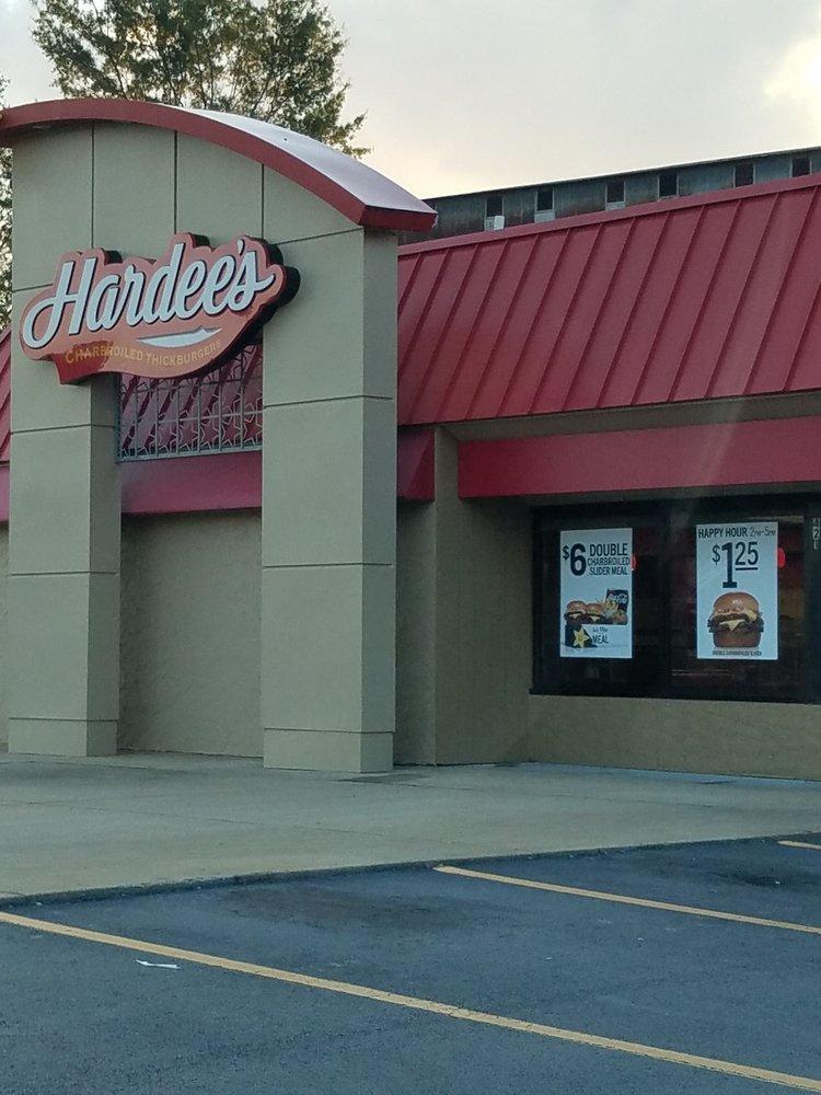 Hardee's: 421 W Main St, Easley, SC