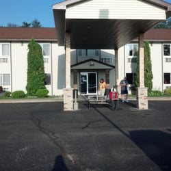 Photo Of Super 8 Grayling Mi United States Main Entrance