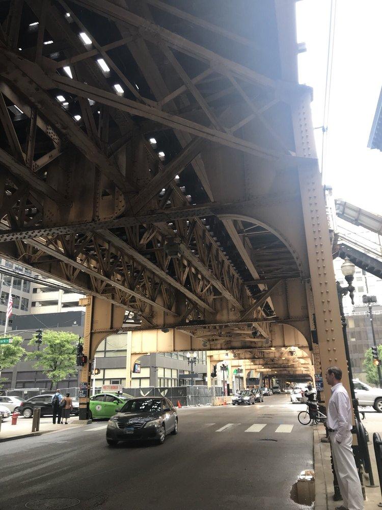 Sky-Ride Tap: 105 W Van Buren St, Chicago, IL