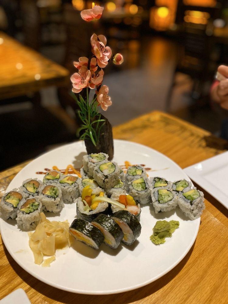 Shogun Sushi and Hibachi: 1025 County Rd 42 W, Burnsville, MN