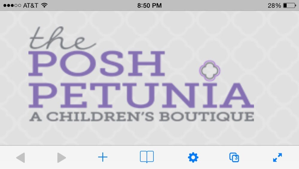 The Posh Petunia: 4025 Preston Rd, Plano, TX