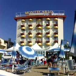 Hotel Montecarlo Hotel Via Bafile 16 Jesolo Venezia Italien