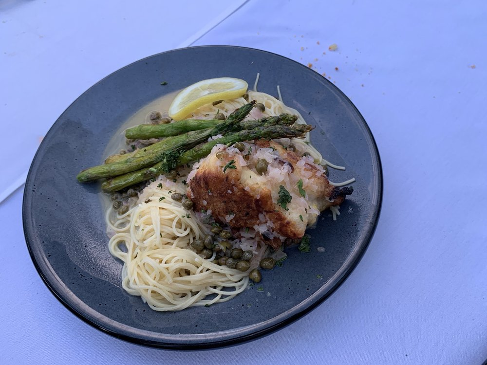 Food from La Cucina Ristorante