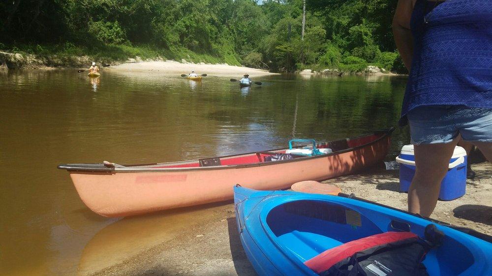 Sharp's Canoe & Kayak Rental: 8632 Billys Dr, Silsbee, TX