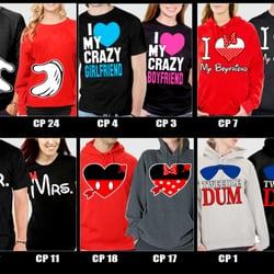 Customized Tee Shirts - CLOSED - 73 Photos - Customized Merchandise ... 0f2a5ede6