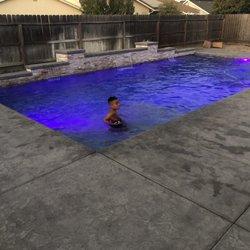 Photo Of Premier Pools And Spas Owner Mark Sapien Clovis Ca