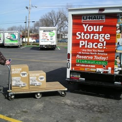 U Haul Moving U0026 Storage Of Irvington   2019 All You Need To ...