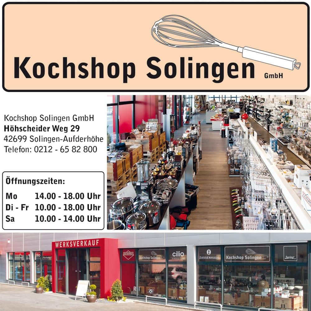 Kochshop Solingen - Bad & Küche - Höhscheider Weg 29, Solingen ...