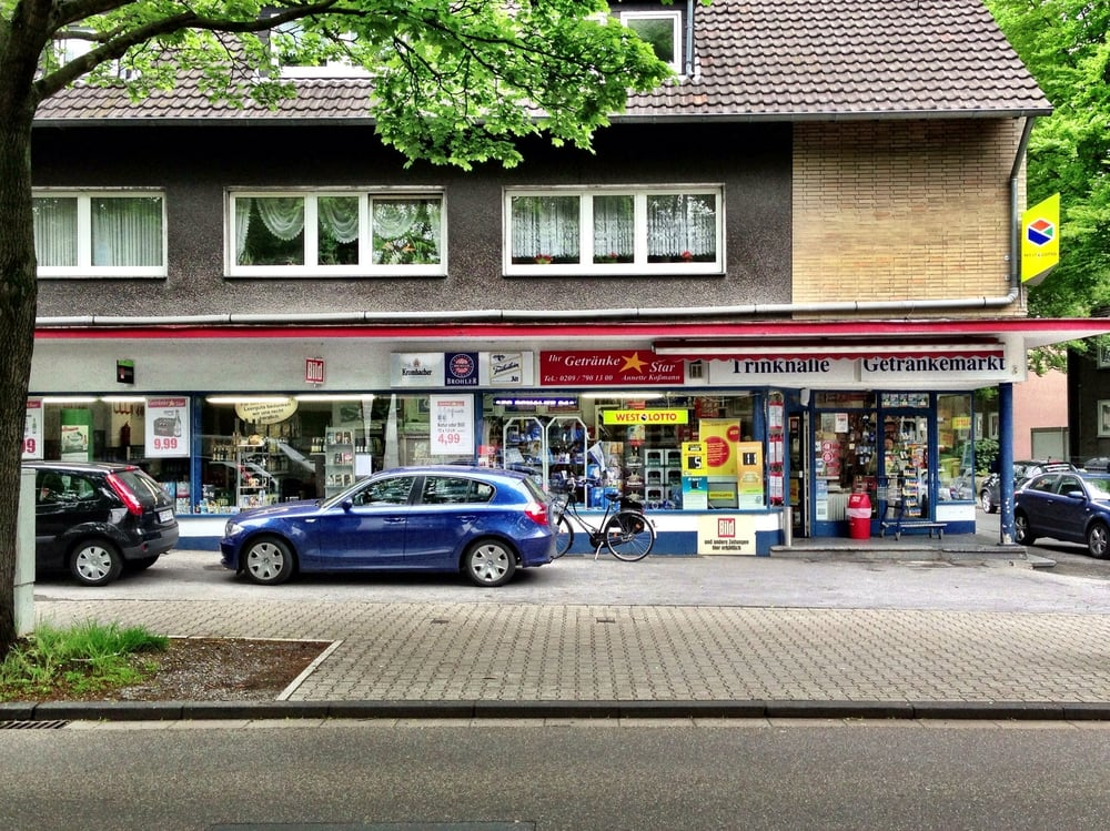 Getränke Star - Getränkemarkt - Ahornstr. 73, Gelsenkirchen ...