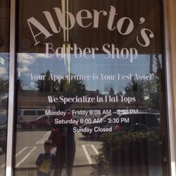 Barber Shop Chula Vista : Photo of Albertos Barber Shop - Chula Vista, CA, United States. The ...