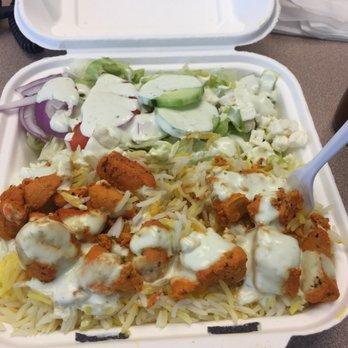 Ali Baba Grill Food Truck