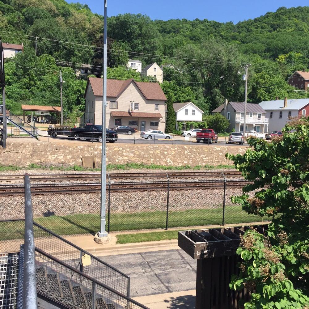 Dam View Bar: 415 N Main St, Alma, WI