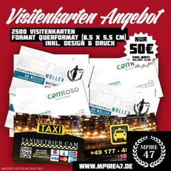 Mpire47 Angebot Anfragen Webdesign Roßstr 286