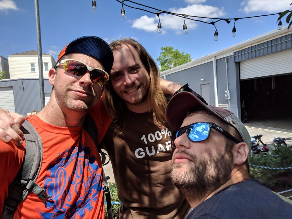 Tour de Brewery: Houston, TX