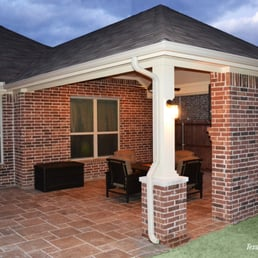 Photo Of Texas Custom Patios   Irving, TX, United States. Patio Cover With