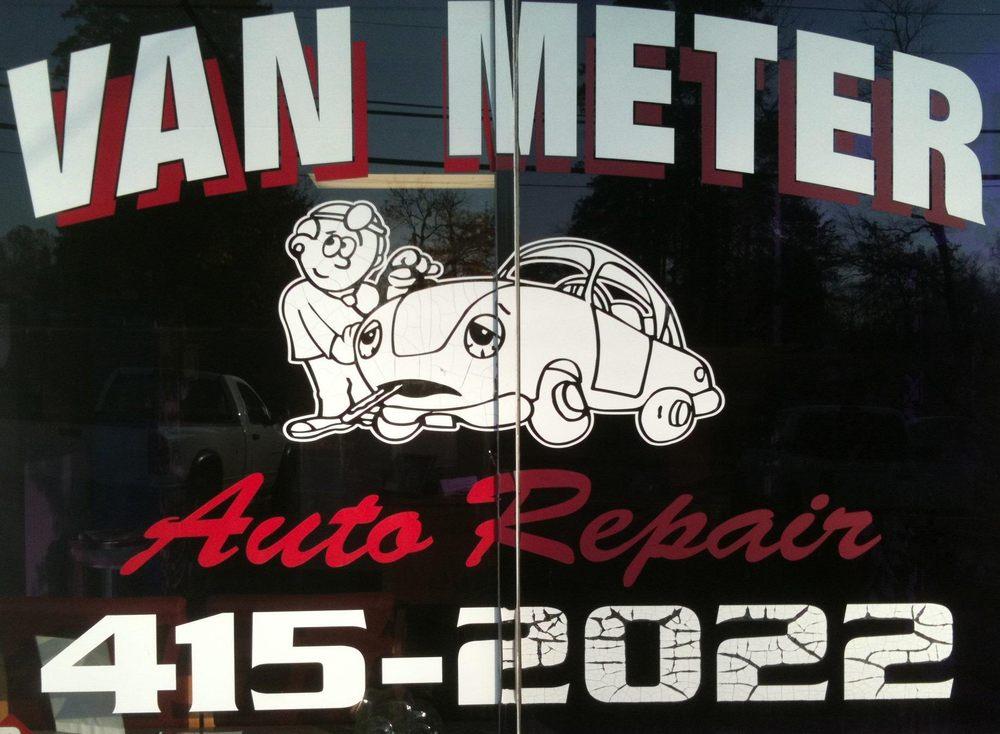 Van Meter Auto Repair: 395 Wenonah Ave, Mantua, NJ