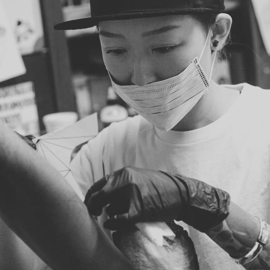 Jing's Tattoo: 41-13 162nd St, Flushing, NY