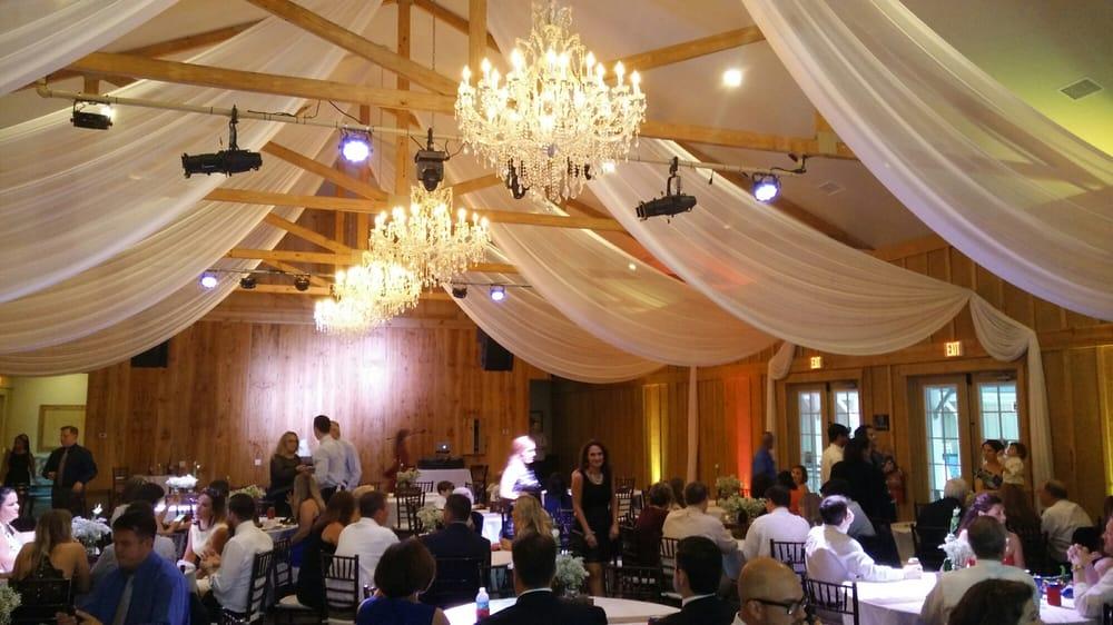 Wedding Reception Hall At Bowing Oaks Plantation Yelp