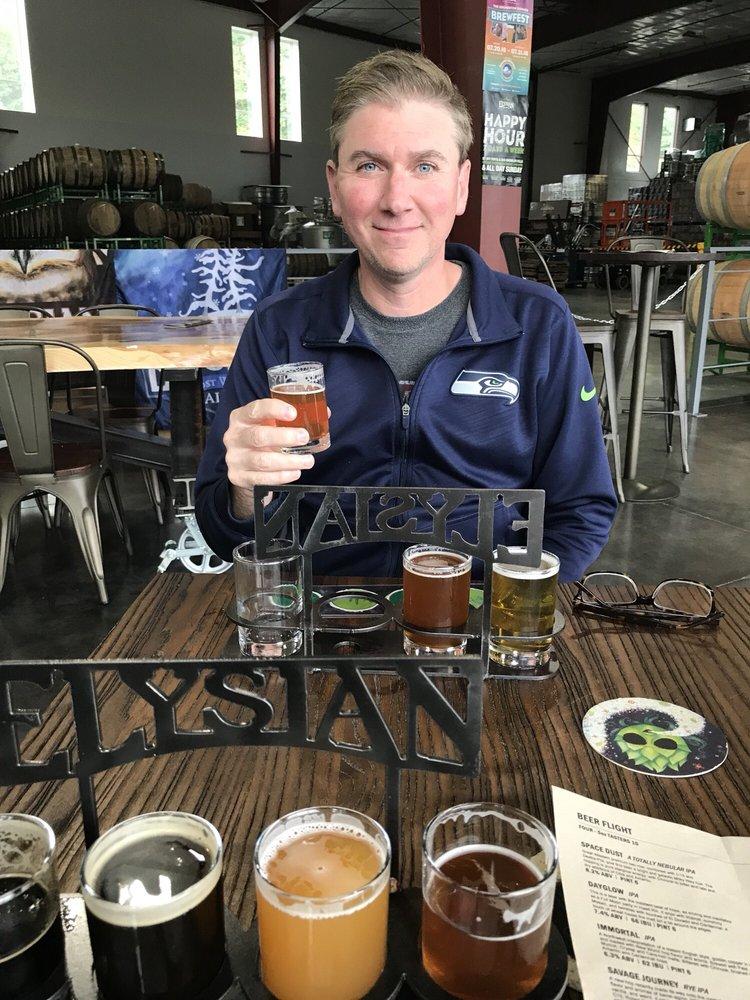Elysian Brewing: 5410 Airport Way S, Seattle, WA