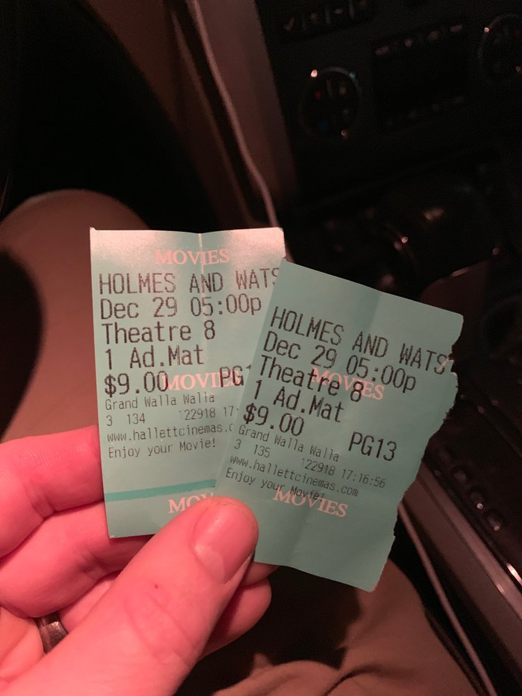 Cinemark Grand Cinemas: 1325 W Poplar St, Walla Walla, WA