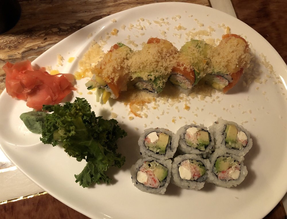 Fuji Sushi & Hibachi Steak House: 1705 W Mcgalliard Rd, Muncie, IN